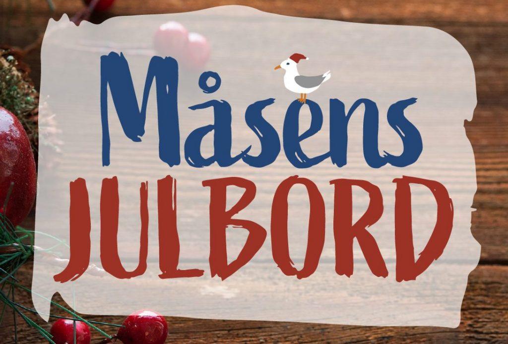 Måsens Julbord från 27 november